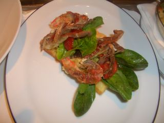Soft Shell Crab with Spicy Remoulade